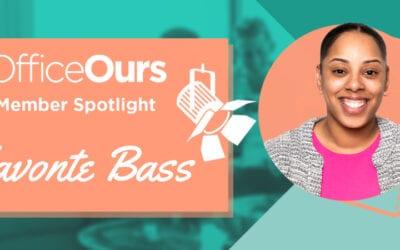 Member Spotlight: Javonte Bass